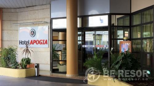 Hotel Apogia Nice 1