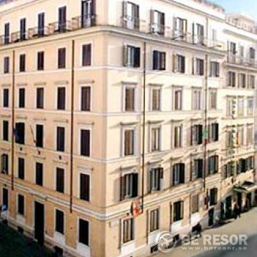 Hotel Palladium Palace Rom 1