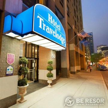 Hotel Travelodge Montreal Centre 1
