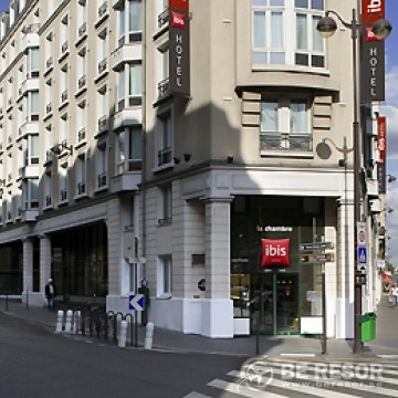 Ibis Gare Du Nord Hotel - Nice 1