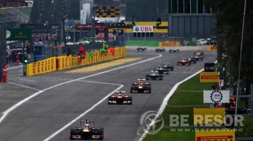 Bild på Italiens Formel 1 Monza 2020
