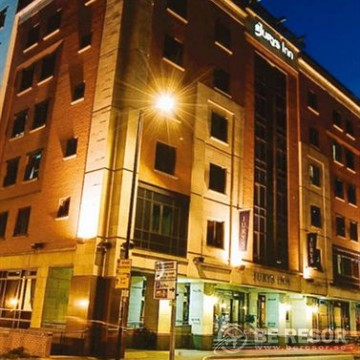 Jurys Inn Manchester City Centre 1