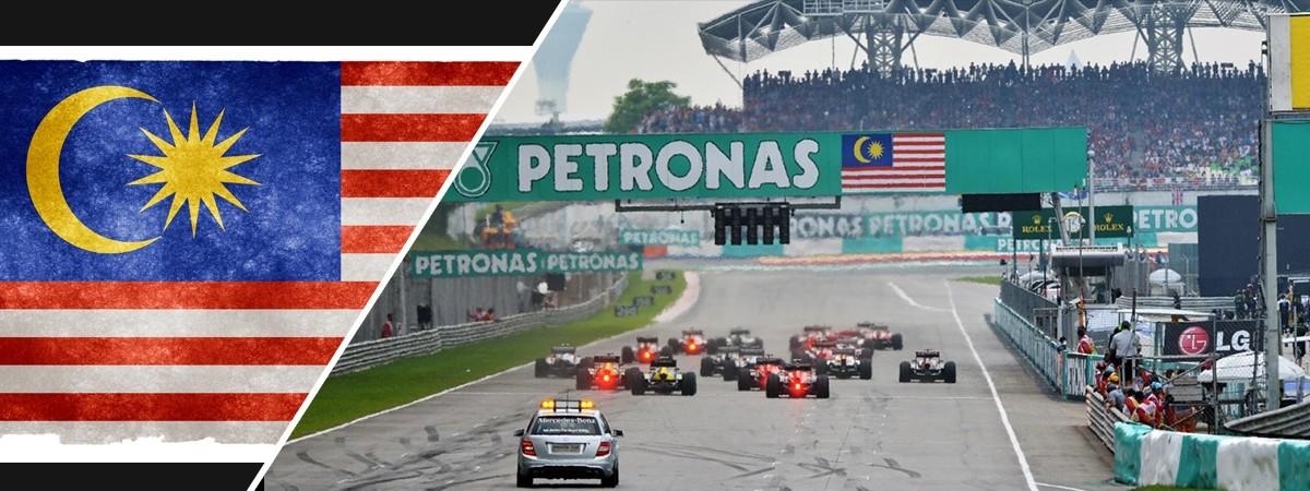 Malaysia Formel 1