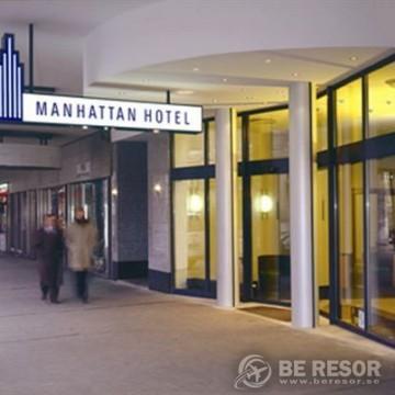 Manhattan Hotel - Frankfurt 1