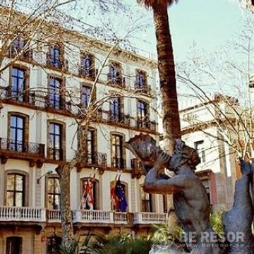 Medinaceli Hotell Barcelona 1