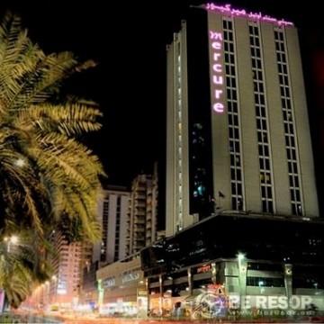 Mercure Abu Dhabi Centre Hotel 1