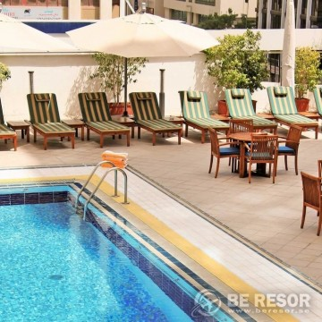 Mercure Abu Dhabi Centre Hotel 4