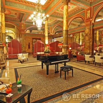 Metropole Brussels Hotel 3