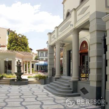Montebello Splendid Hotel 1