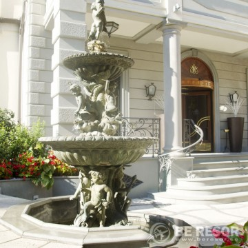 Montebello Splendid Hotel 3