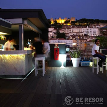 Mundial Hotel Lissabon 11
