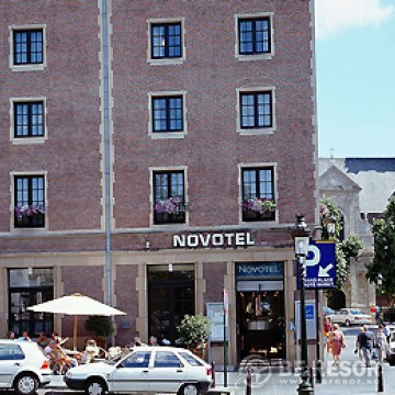 Novotel Off Grand Place Hotel Bryssel 1