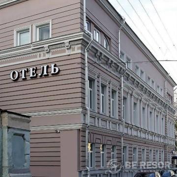 Pushkin hotel 1