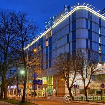 Radisson Blu Hotel Kaliningrad 1