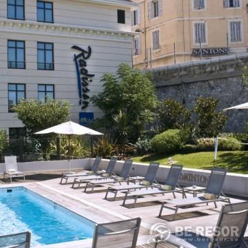 Radisson Blu Hotel Marseille Vieux Port 1