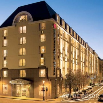 Renaissance Brussels Hotel 1