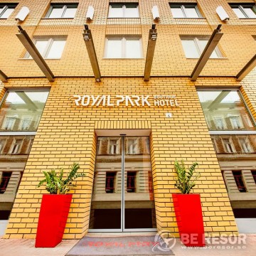 Royal Park Boutique Hotell Budapest 1