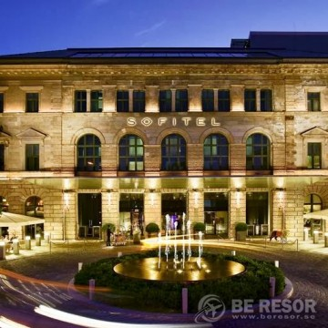 Sofitel Bayerpost Hotel Munchen 1