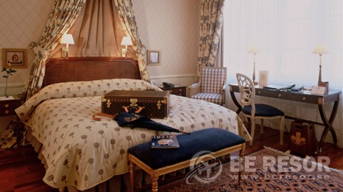 Stanhope Hotel Bryssel 1