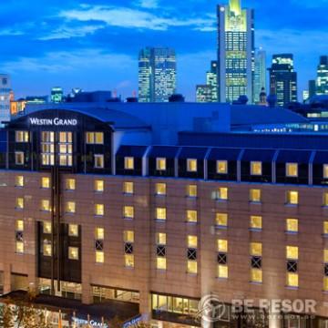 The Westin Grand Hotel - Frankfurt 1