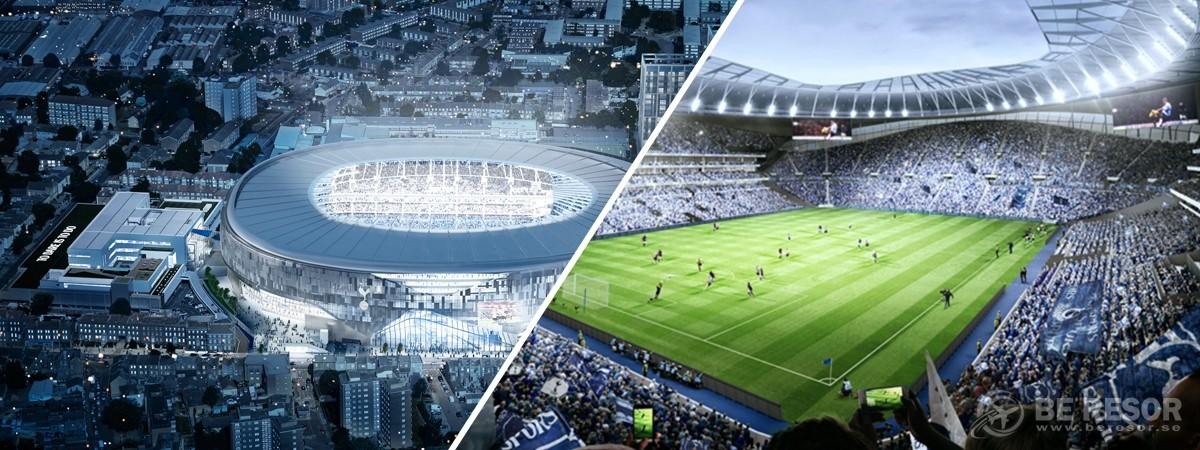 Fotbollsresor Tottenham   biljetter hos BE Resor fd08f9151591e