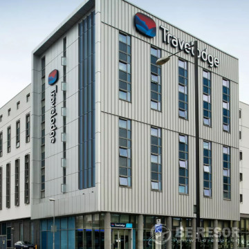 Travelodge Manchester Central Arena Hotel 1