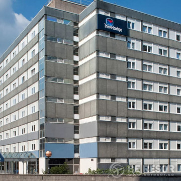 Travelodge Manchester Central Hotel 1