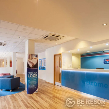 Travelodge Manchester Central Hotel 2