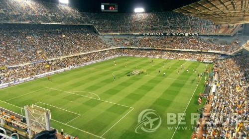 Bild på Valencia - Real Sociedad