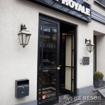 Villa Royal Hotel Bryssel 1